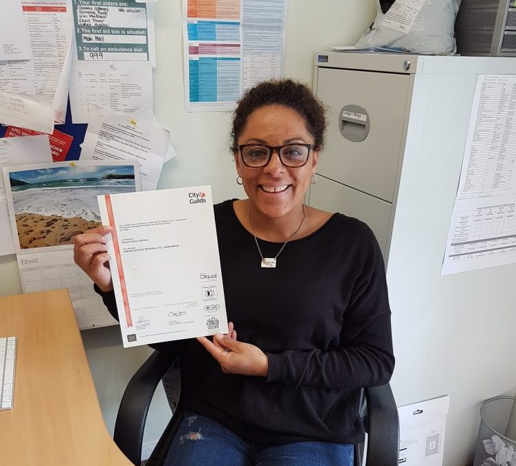 Donna's Diploma in Leadership for Children's Care