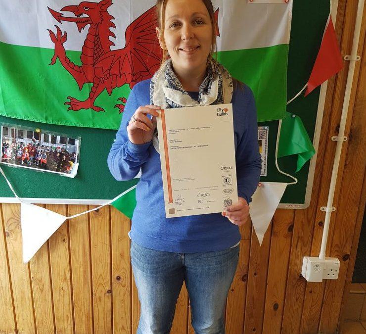 Elena's Qcf Diploma in Children's Care