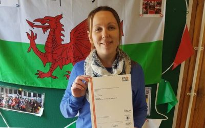 Elena's Qcf Diploma in Children's Care